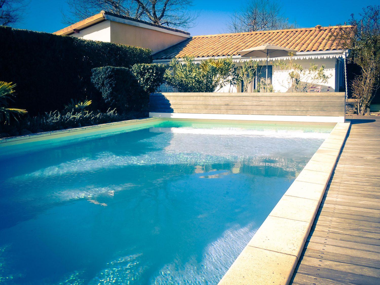 Chambre d'hôte Andernos avec piscine