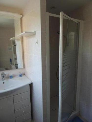 Chambre d'hôte - Cabane Blanche - Salle d'eau